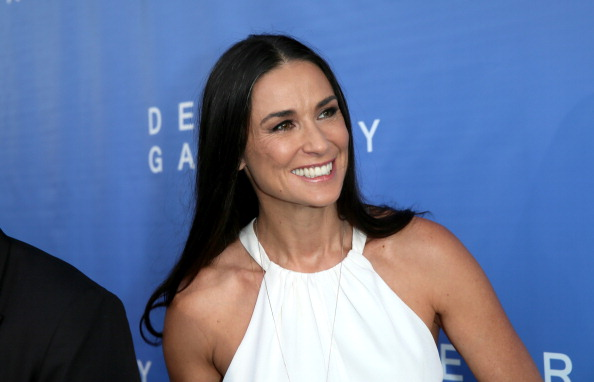 Feet demi moore How To