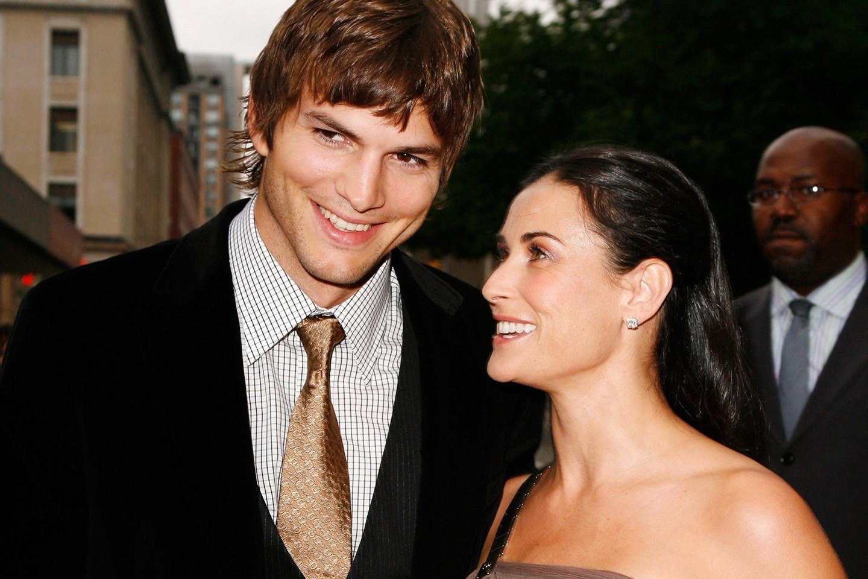 Celebrity couples older woman